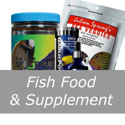 Fish Food & Additives