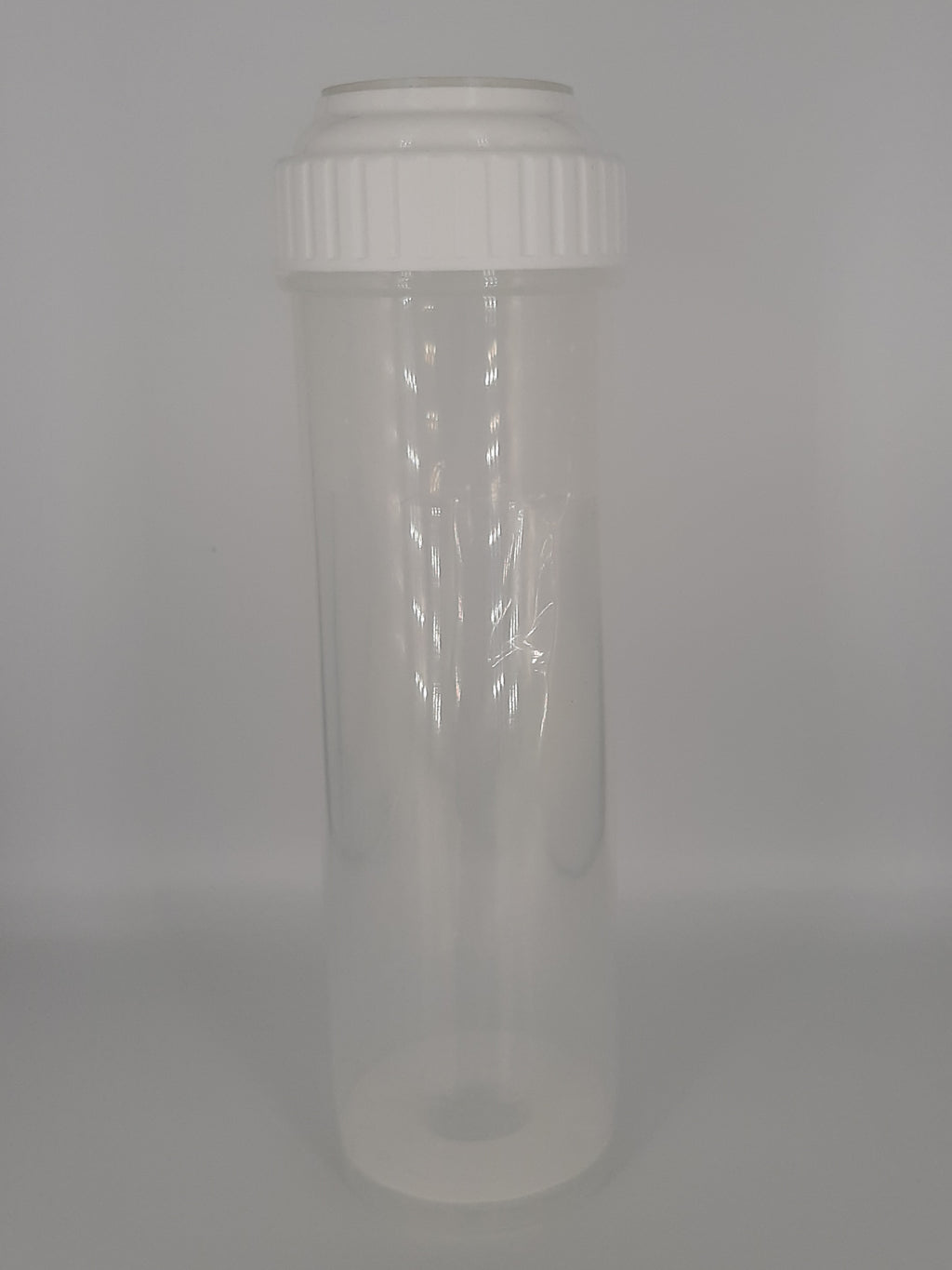"ZeRO 10"" clear refillable filter cartridge"