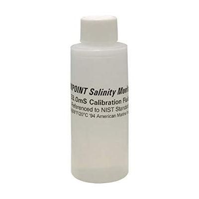 American Marine Pinpoint Monitors Salinity calibration fluid
