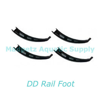 DD mounting Rail Foots