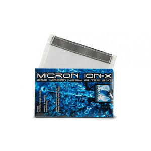 MICRON ION-X Filter Media Bag