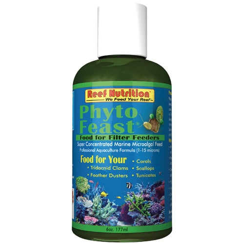 Reef Nutrition Phyto Feast Premium ‐ 6 oz.