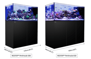 Red Sea REEFER™ Deluxe Peninsula P500 / P650