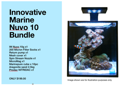 Innovative Marine Nuvo 10 Bundle