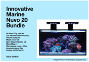 Innovative Marine Nuvo 20 Bundle