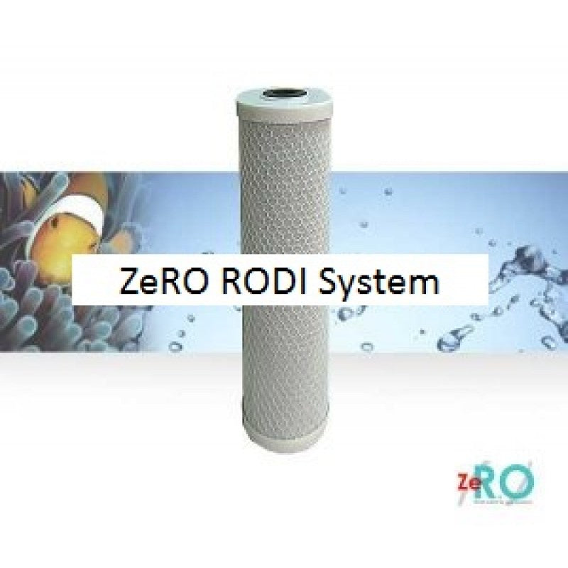 "ZeRO 10"" Carbon Block Filter Cartridge"