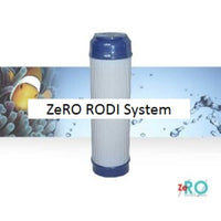 "ZeRO 10"" Granular Activated Carbon Filter Cartridge"