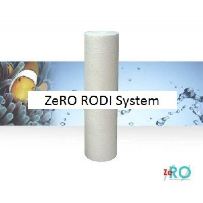 "ZeRO 10"" Rust & Sediment Filter Cartridge"