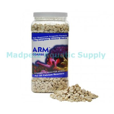 Caribsea ARM Reactor Media – Coarse, 1 gal.