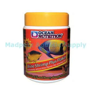 ON- Brine Shrimp Plus Flakes- 34g