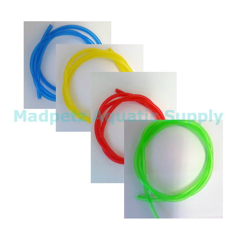 Candy Coloured Dosing Tubes- 3 meter