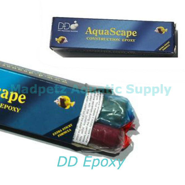 DD Aquascape Epoxy 4oz. Coralline Algae Color