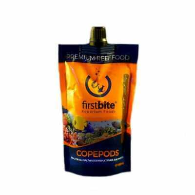 Firstbite Aquarium Foods Copepods 100ml