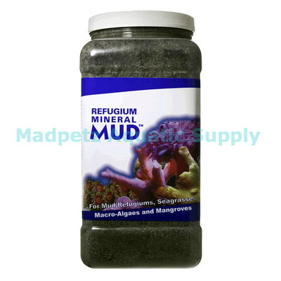 Caribsea Mineral-Mud – Refugium Media, 1 gal.