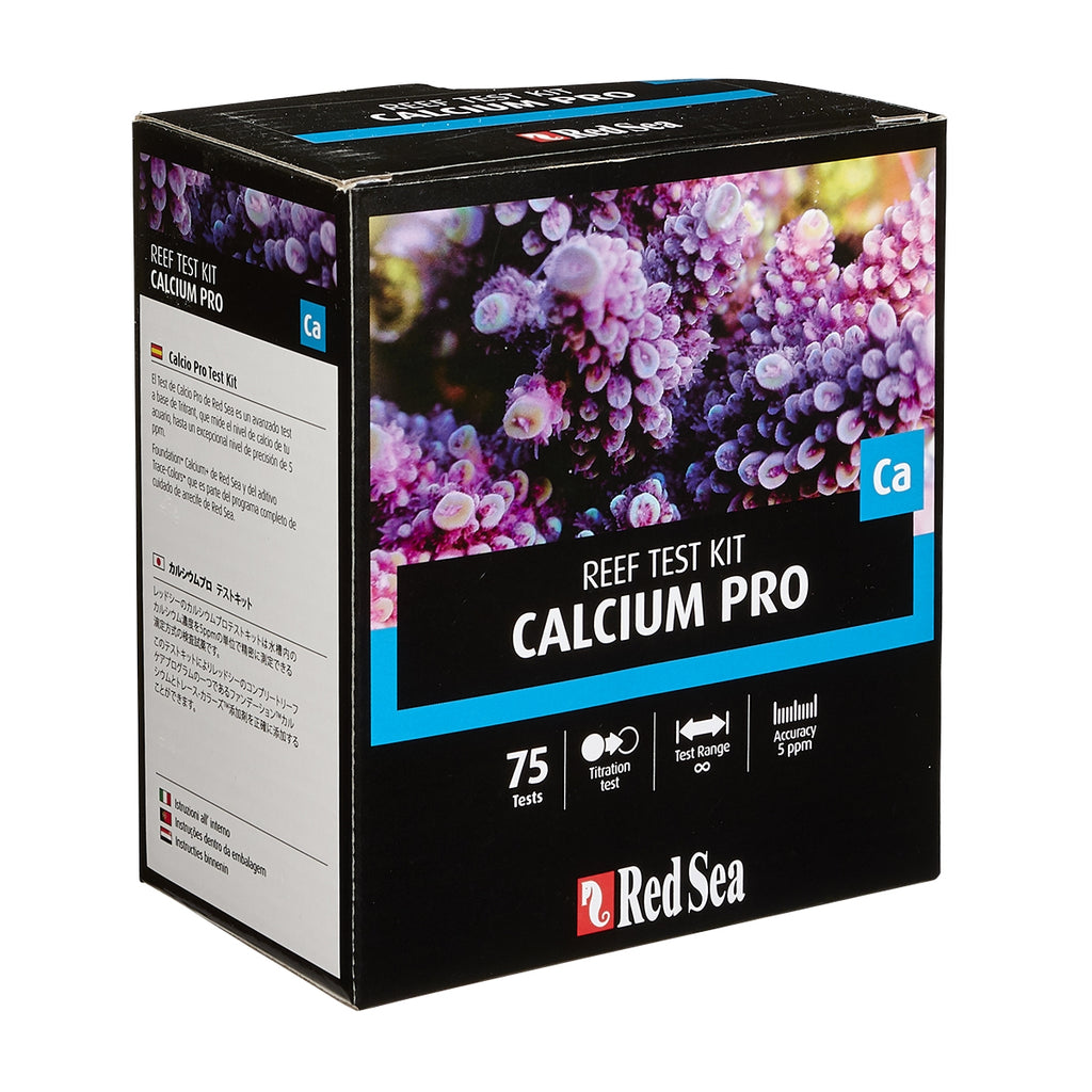 Red Sea Test Refill Calcium Pro-75 tests