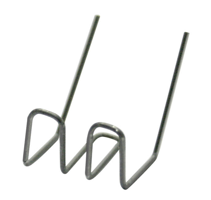 "C-07509200 - Pack of ""Long"" Staples D. 0.8MM for Plastic Repair (100 pc)"