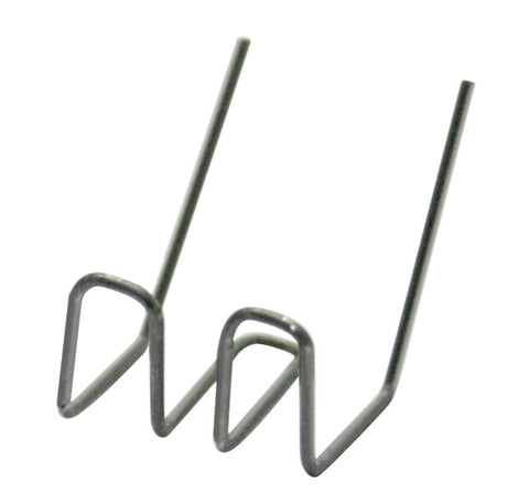 C-07509100 - Pack of Wavy Staples D. 0.8MM for Plastic Repair (100 pc)