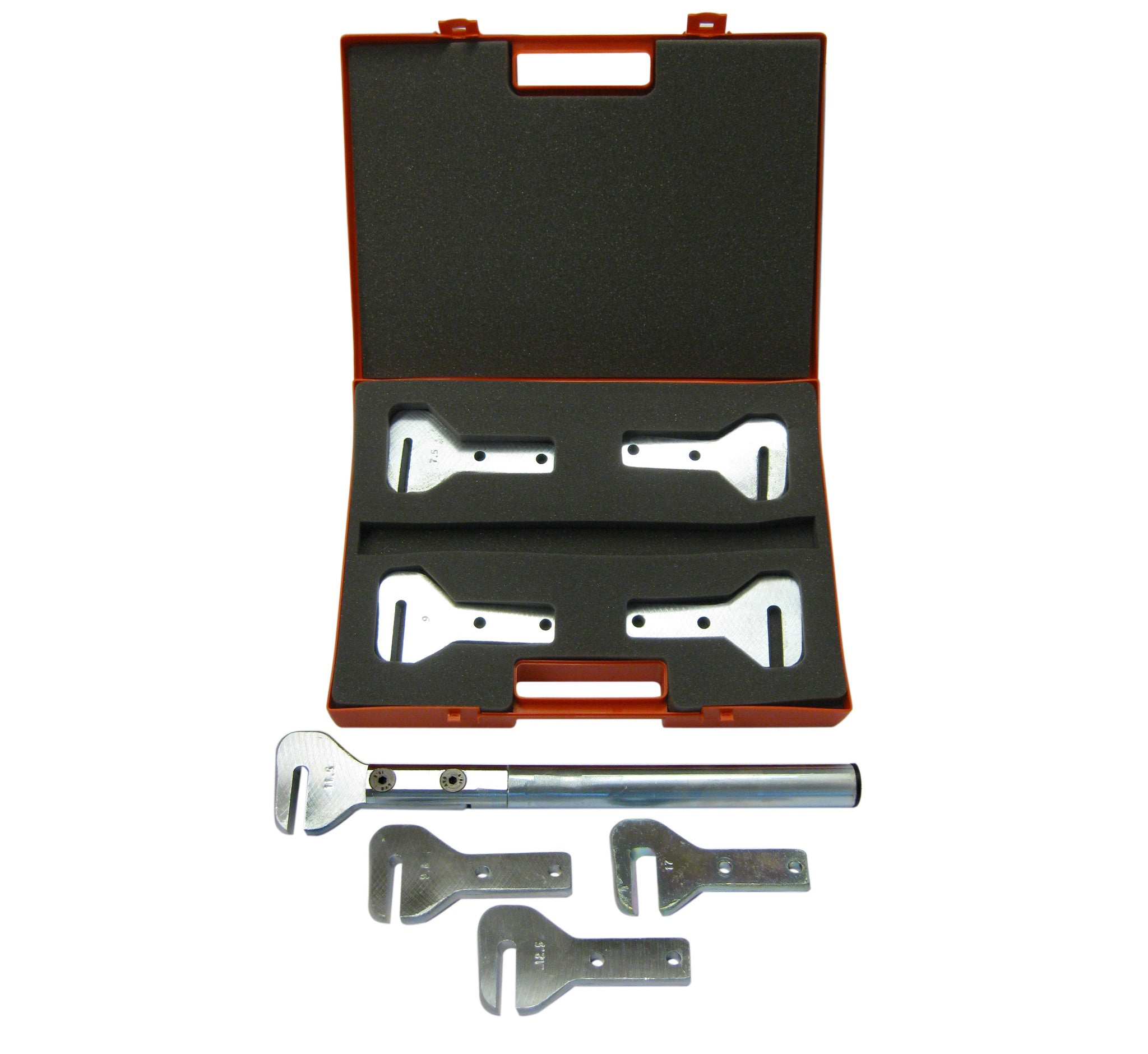 B-55 - Socket Wrench Kit for Welded Hinge Straightening
