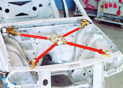 A-99 - Spider - Body Frame Pulling and Pushing Equipment