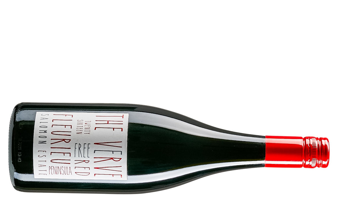 THE VERVE Red Shiraz-Mataro 2016 - SHOP Salomon Undhof & Salomon Estate