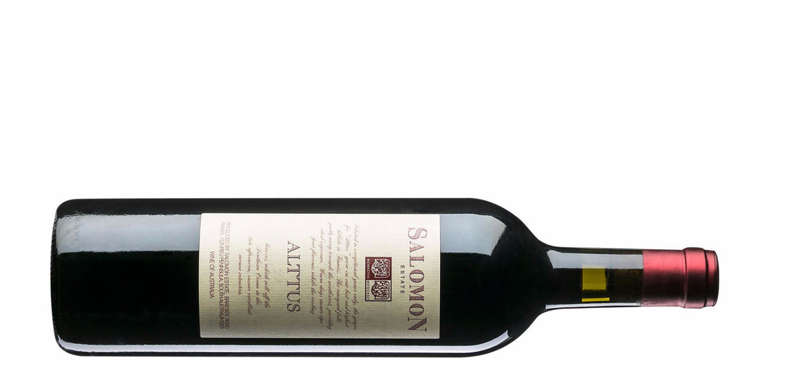 ALTTUS Shiraz 2010 - SHOP Salomon Undhof & Salomon Estate