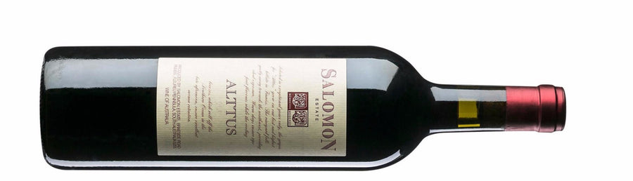 ALTTUS Shiraz 2009 - SHOP Salomon Undhof & Salomon Estate
