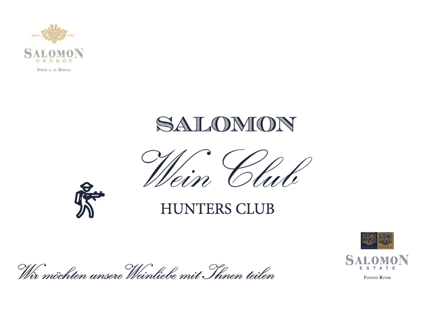 Hunters Club - SHOP Salomon Undhof & Salomon Estate
