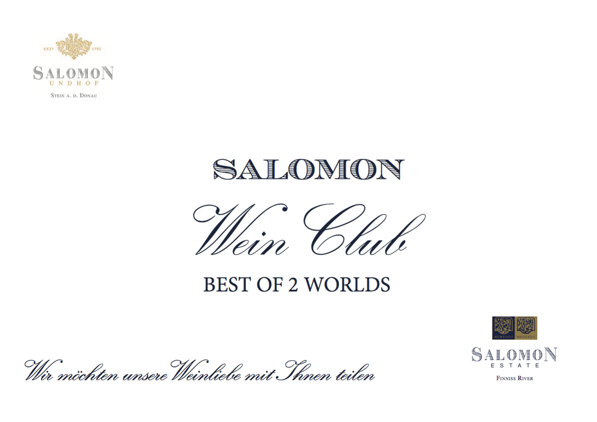 BEST OF TWO WORLDS - SHOP Salomon Undhof & Salomon Estate