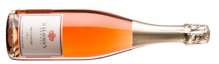 BRUT NATURE Rosé Sekt - SHOP Salomon Undhof & Salomon Estate