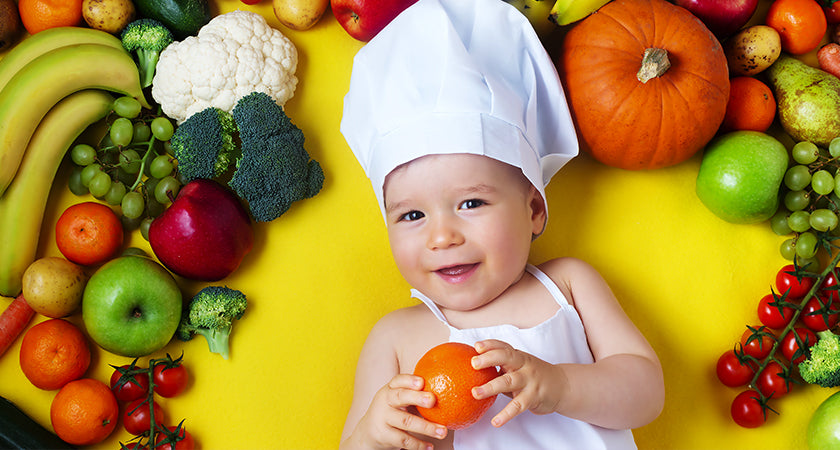 Was ist Baby Led Weaning?