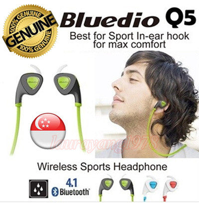 Bluedio Q5 Bluetooth Sport Headset