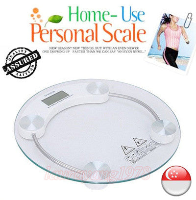 Digital Weighing Body Scale