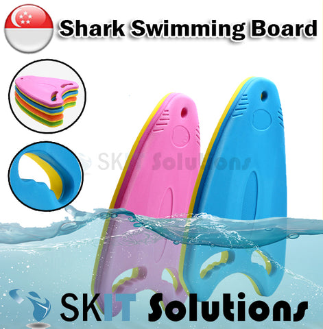 MA2617 NBR Material made Shark Swimming Board with High-density Non-slip Design