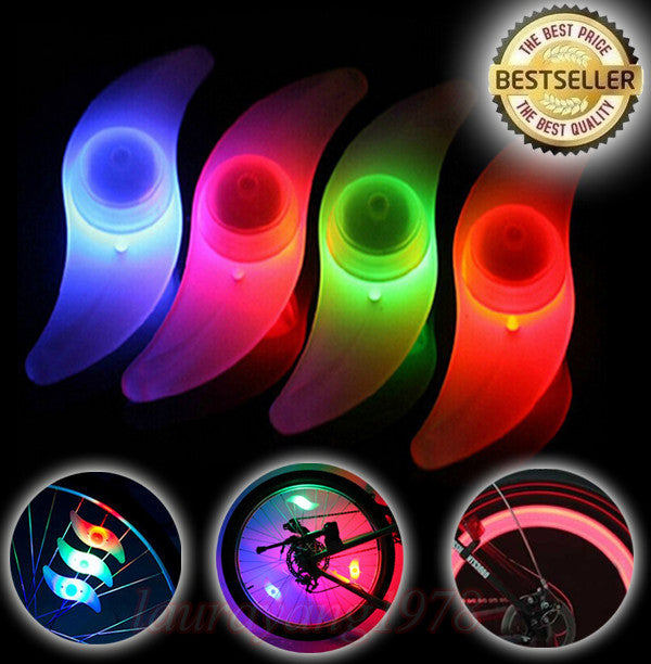 1pc Bicycle Wheel Spoke Light for Tire