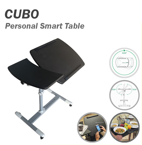 CUBO Personal Smart Table Multi-functional Furniture Design Laptop Study Desk