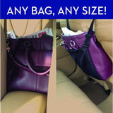 Car Cache Purse Pouch Organiser Organizer Hang Hanging Bag Vehicle Storage Cloth