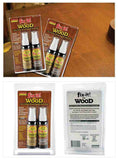 Fix It! For Wood Repair Scratch Furniture Instantly Light Dark Spray Any Colour