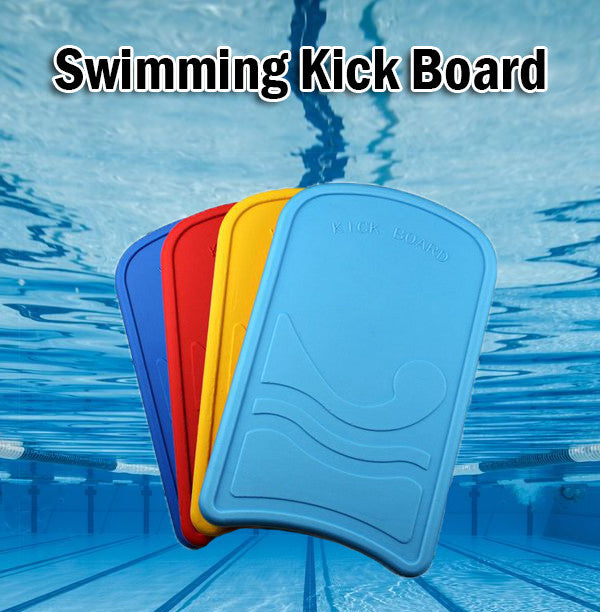 Swimming Kick Board Swim Float Pool Tools Adults Kids Children Training Aids