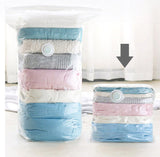 Vacuum Storage Bag No Equipment Save Spacing BUNDLE SALE Organiser Organizer Just Press Down Store