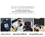 Mini Mobile Game Gaming Joystick Suitable for Mobile Legends Phone Smartphone