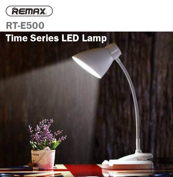 Remax RT-E500 Time Series LED Lamp Clip-On Table Smart Touch Control Light 360°