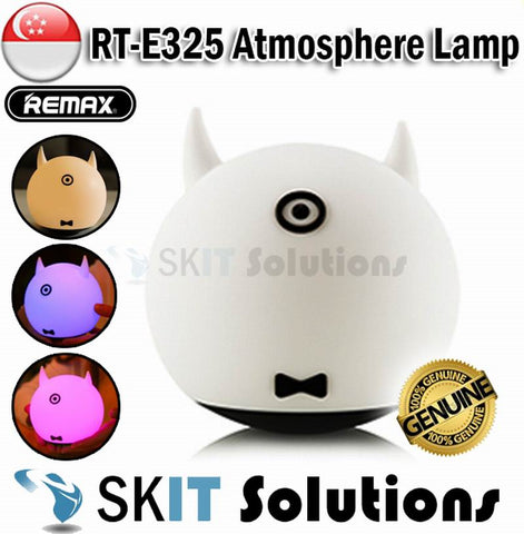 REMAX RT-E325 Atmosphere Lamp Light With Built-in Rechargeable Lithium Battery