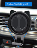 Remax RP-WZJ7 Car Phone Holder with Wireless Charging Function Air Vent Vehicle