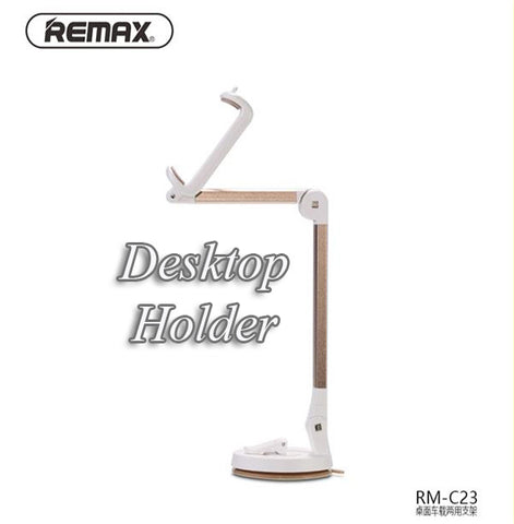 Remax RM-C23 Desktop Holder for Samsung Android iPhone Smart Mobile