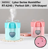 Remax RT-A240 Lyhur Series Humidifier Gift Shaped Cute Aroma Moisture Mist Spray
