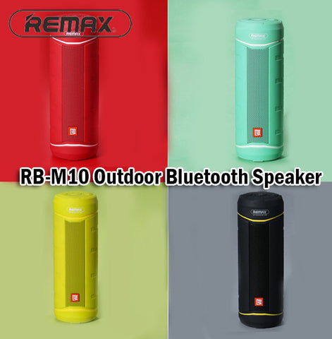 Remax RB-M10 Outdoor Sports Wireless Bluetooth Speaker Android iPhone IOS Apple
