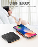 Remax RP-W6 Square Qi Wireless Charger Charging Phone Handphone iPhone Samsung