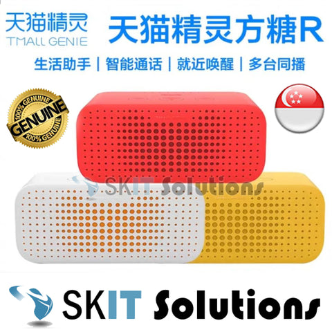 100% Original Tmall Genie R Version Smart AI Wifi Bluetooth Speaker Latest Model