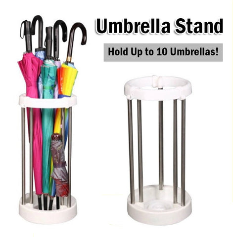 Umbrella Rain Stand Storage Home Organisation Organiser Organization House Clean