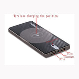 2IN1 Wireless Charger 10000mAh Power Bank Android Samsung Phone Handphone Tablet